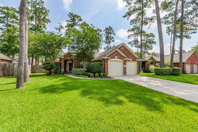 Cypress Single Family Home Option Pending: 14422 Sandalin Drive