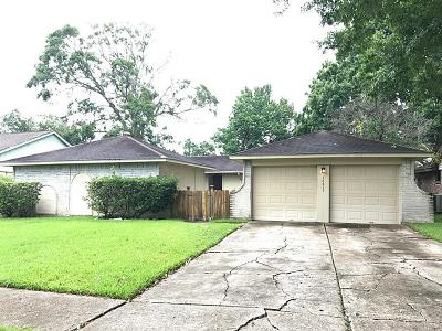 Friendswood Single Family Home For Sale: 16215 Tibet Road