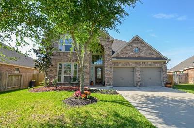 Rosenberg Single Family Home For Sale: 5206 Stoneridge Court