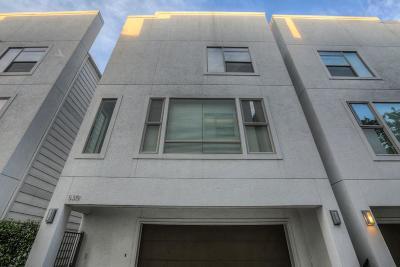 Houston Single Family Home For Sale: 5319 Lillian Street