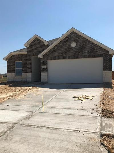 Cypress Single Family Home For Sale: 8907 English Manor Drive