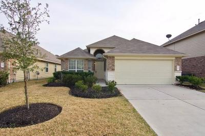 Spring Single Family Home For Sale: 3526 Tulip Trace Drive