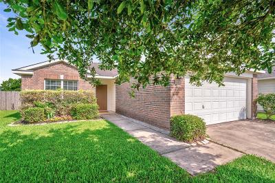 Richmond Single Family Home For Sale: 3914 Cloudbluff Lane