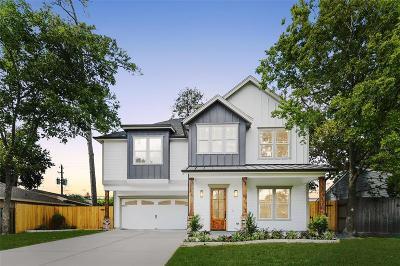Houston Single Family Home For Sale: 1250 Lamonte Lane