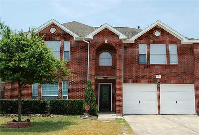 Houston Single Family Home For Sale: 11027 Blue Feather Drive