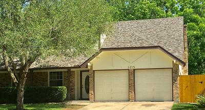 Friendswood Single Family Home For Sale: 5115 Tashkent Drive