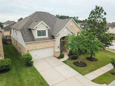 Spring Single Family Home For Sale: 3302 Linder Green Drive