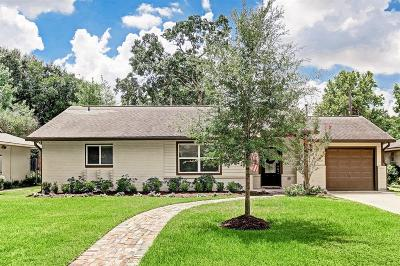 Houston Single Family Home For Sale: 2622 Haverhill Drive