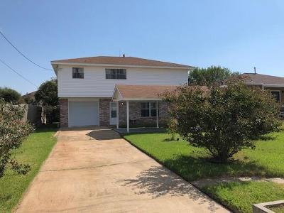 Galveston TX Single Family Home For Sale: $229,000