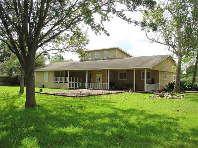Waller Single Family Home For Sale: 17631 Kickapoo Road