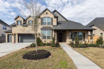 Fulshear Single Family Home For Sale: 28310 Cave Springs Lane