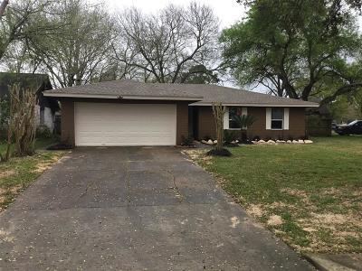 Friendswood Single Family Home For Sale: 16903 Creek Line Drive