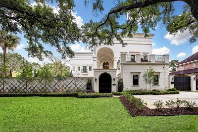 Harris County Single Family Home For Sale: 5115 Braeburn Drive