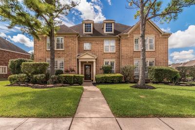 League City Single Family Home For Sale: 2017 Pebble Beach Drive