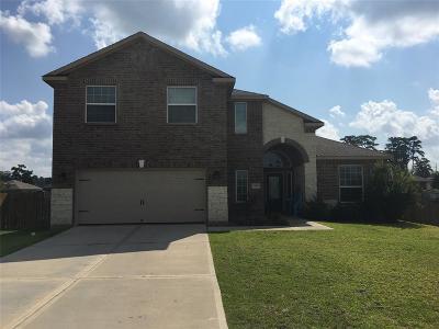 Magnolia Single Family Home For Sale: 18891 Atascosa Trail