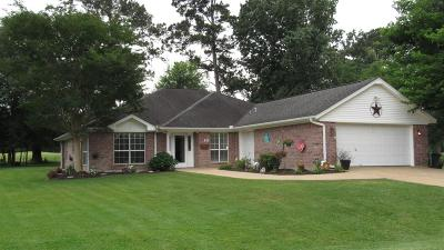 Trinity County Single Family Home For Sale: 18 Rolling Springs