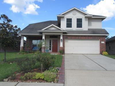 Tomball Single Family Home For Sale: 8710 Sandusky Court