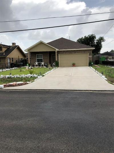 Houston Single Family Home For Sale: 8210 Parnell Street