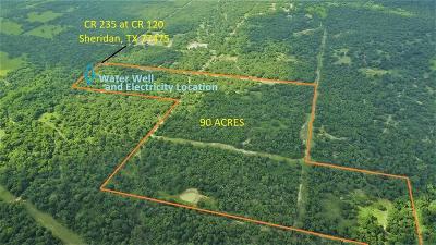Lavaca County Farm & Ranch For Sale: Cr 235 Cr 120