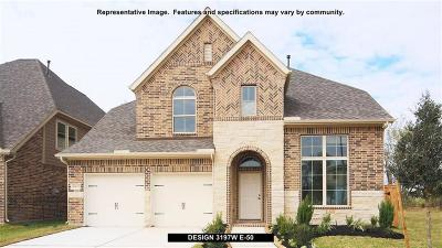 Cypress Single Family Home For Sale: 9219 Stella Landing Lane