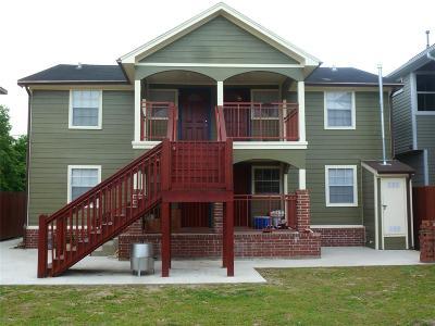 Multi Family Home For Sale: 4409 Hershe Street #4