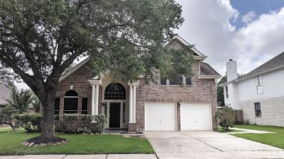Pearland Single Family Home For Sale: 1804 Oakleaf Circle