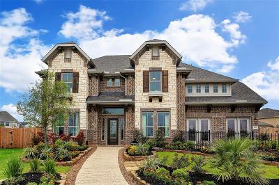 Katy TX Single Family Home For Sale: $449,950