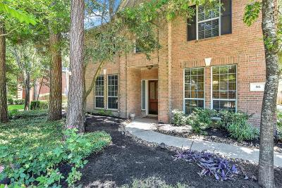 The Woodlands Single Family Home For Sale: 86 N Silver Crescent Circle