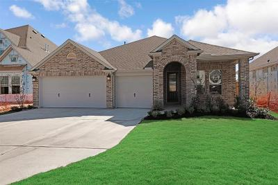 Tomball Single Family Home For Sale: 9323 Stablewood Lakes