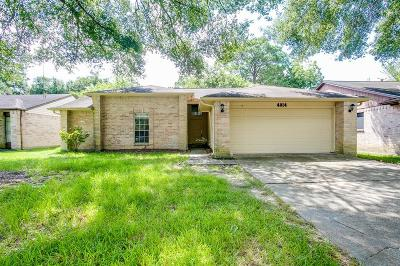 Spring TX Single Family Home For Sale: $144,936