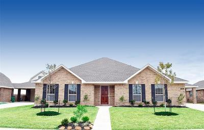 Manvel Single Family Home For Sale: 6722 Conroe Circle