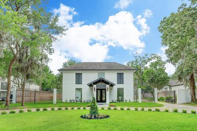 Houston Single Family Home For Sale: 503 Ramblewood Road