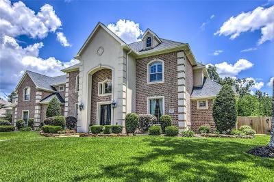Kingwood Single Family Home For Sale: 5807 Blackstone Creek Lane