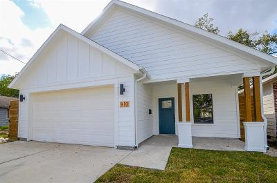 Single Family Home For Sale: 1313 E 35th Street