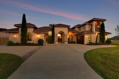 Friendswood TX Single Family Home For Sale: $1,100,000