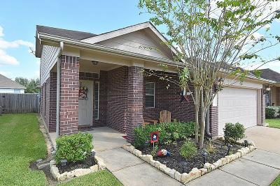 Cypress Single Family Home For Sale: 14622 Lothbury Drive