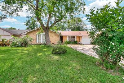 Houston Single Family Home For Sale: 9211 Guywood Street