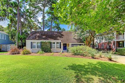 Garden Oaks Single Family Home For Sale: 843 W 42nd Street