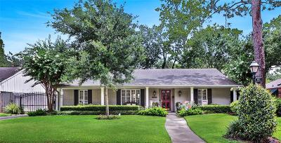 Briargrove Park Single Family Home For Sale: 10022 Piping Rock Lane