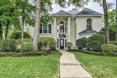Kingwood Single Family Home For Sale: 5807 Beacon Falls Drive