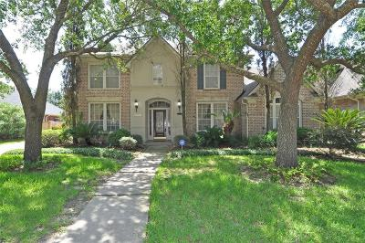 Houston Single Family Home For Sale: 5506 Evening Shore Drive