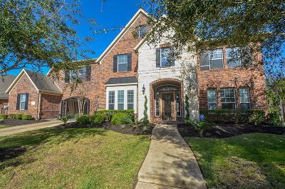 Missouri City Single Family Home For Sale: 3111 Road Runner Walk