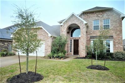 Rosenberg Single Family Home For Sale: 7018 Pearl Terrace Lane