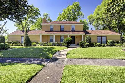 Single Family Home For Sale: 3318 Parkwood Drive