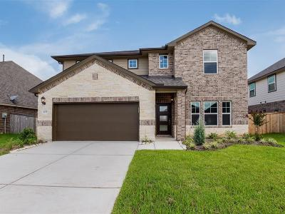 Manvel Single Family Home For Sale: 2635 Cutter Court
