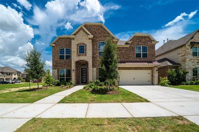Fulshear Single Family Home For Sale: 20121 Anna Blue Crest