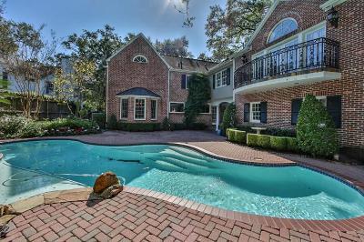 River Oaks Single Family Home For Sale: 2148 Looscan Lane