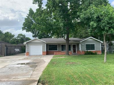 Houston Single Family Home For Sale: 230 Betral Street