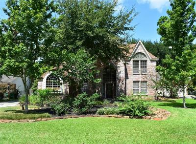 The Woodlands Single Family Home For Sale: 95 Tree Crest Circle
