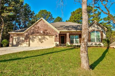 Magnolia Single Family Home For Sale: 236 Magnolia Reserve Loop